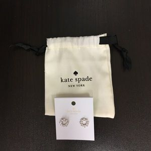Kate Spade Circle Earrings